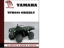 Thumbnail Yamaha YFM600 Grizzly Workshop Service Repair Manual Pdf Download
