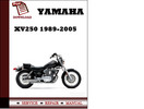 Thumbnail Yamaha XV250 1989-2005 Workshop Service Repair Manual Pdf Download