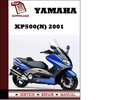 Thumbnail Yamaha XP500(N) 2001 Workshop Service Repair Manual Pdf Download