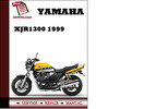 Thumbnail Yamaha XJR1300(L) 1999 Workshop Service Repair Manual Pdf Download