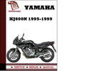 Thumbnail Yamaha XJ600S 1992-1999 Workshop Service Repair Manual Pdf Download