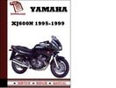 Thumbnail Yamaha XJ600N 1995 1996 1997 1998 1999 Workshop Service Repair Manual Pdf Download
