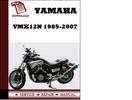 Thumbnail Yamaha VMX12N 1985-2007 Workshop Service Repair Manual Pdf Download