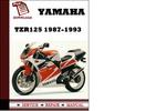 Thumbnail Yamaha TZR125 1987-1993 Workshop Service Repair Manual Pdf Download