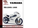 Thumbnail Yamaha TZ125G1 1995 Workshop Service Repair Manual Pdf Download