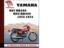 Thumbnail Yamaha DS7 RD250 R5C RD350 1972 1973 Workshop Service Repair Manual Pdf Download