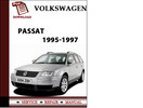 Thumbnail Volkswagen Passat 1995 1996 1997 Workshop Service Repair Manual Pdf Download