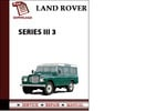 Thumbnail Land Rover Series Iii 3 Workshop Service Repair Manual Pdf Download