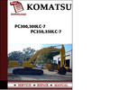 Thumbnail Komatsu PC300,300LC-7  PC350,350LC-7 Workshop Service Repair Manual Pdf Download