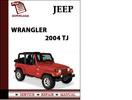 Thumbnail Jeep Wrangler 2004 Tj Workshop Service Repair Manual Pdf Download