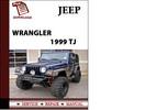 Thumbnail Jeep Wrangler 1999 Tj Workshop Service Repair Manual Pdf Download