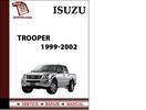 Thumbnail Isuzu Trooper 1999 2000 2002 Workshop Service Repair Manual Pdf Download