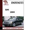 Thumbnail Infiniti Q45 2004 Workshop Service Repair Manual Pdf Download