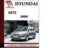 Thumbnail Hyundai Getz 2006 Workshop Service Repair Manual Pdf Download