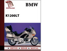 Thumbnail BMW K1200LT Workshop Service Manual Repair Manual Pdf Download