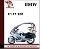 Thumbnail BMW C1 C1 200 Workshop Service Manual Repair Manual Download