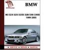 Thumbnail BMW 3 Series M3 323i 325i 325xi 328i 330i 330xi 1999-2005  Workshop Service Repair Manuals Pdf Download