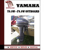 Thumbnail Yamaha T9.9W - F9.9W Outboard Workshop Service Repair Manual Pdf Download