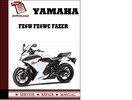 Thumbnail Yamaha FZ6W FZ6WC Fazer Workshop Service Repair Manual Pdf Download