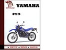 Thumbnail Yamaha DT175 Workshop Service Repair Manual Pdf Download