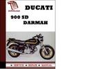 Thumbnail Ducati 900 SD Darmah Workshop Service Repair Manual Pdf Download