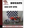 Thumbnail Ducati 860 GT GTS Workshop Service Repair Manual Pdf Download