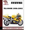 Thumbnail Suzuki TL1000R 1998 1999 2000 2001 2002 Workshop Service Repair Manual Pdf Download