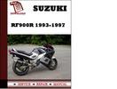 Thumbnail Suzuki RF900R 1993 1994 1995 1996 1997 Workshop Service Repair Manual Pdf Download