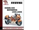 Thumbnail Suzuki GSXR1300 Hayabusa 1999 2000 Workshop Service Repair Manual Pdf Download