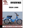Thumbnail Suzuki FA50 1980 Workshop Service Repair Manual Pdf Download