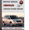 Thumbnail Chrysler Voyager 1996-2003 Factory Service Repair Manual Download Pdf