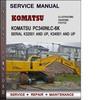 Thumbnail Komatsu PC340NLC-6K Serial K32001 and up, K34001 and up Service Repair Manual Download Pdf