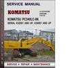 Thumbnail Komatsu PC340LC-6K Serial K32001 and up, K34001 and up Service Repair Manual Download Pdf