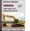 Thumbnail Komatsu PC220 220LC-6 STD Serial 52852 and up Factory Servic