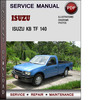 Thumbnail Isuzu KB TF 140 1990-2004 Factory Service Repair Manual Download Pdf