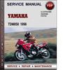 Thumbnail Yamaha TDM850 1996 Factory Service Repair Manual Download Pdf