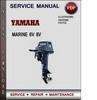 Thumbnail Yamaha Marine 6v 8v Factory Service Repair Manual Download Pdf