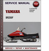 Thumbnail Yamaha BR250F Factory Service Repair Manual Download Pdf