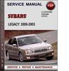 Thumbnail Subaru Legacy 2000-2003 Factory Service Repair Manual Download Pdf