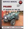 Thumbnail Polaris ATV Magnum 4x4 1985-1995 Factory Service Repair Manual Download Pdf