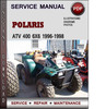 Thumbnail Polaris ATV 400 6x6 1996-1998 Factory Service Repair Manual Download Pdf