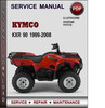 Thumbnail Kymco KXR 90 1999-2008 Factory Service Repair Manual Download Pdf