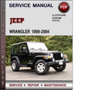Thumbnail Jeep Wrangler 1999-2004 Factory Service Repair Manual Download Pdf