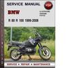 Thumbnail BMW R 80 R 100 1999-2008 Factory Service Repair Manual Download Pdf