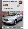 Thumbnail Audi A4 B5 1994-2001 Factory Service Repair Manual Download Pdf