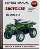 Thumbnail Arctic Cat 550 2000-2012 Factory Service Repair Manual PDF