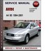 Thumbnail Audi A4 B5 1994-2001 Factory Service Repair Manual PDF