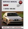 Thumbnail BMW 5 Series 1989-2002 Factory Service Repair Manual PDF