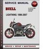 Thumbnail Buell LIghtning 1996-2007 Factory Service Repair Manual PDF