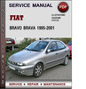 Thumbnail  Service Manual Fiat Bravo Brava 1995 1996 1997 1998 1999 2000 Factory Service Repair Manual PDF